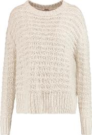 Adam Lippes , Knitted Sweater Ivory
