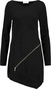 Amanda Wakeley , The Oraibi Stretch Crepe Top Black