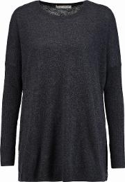 Autumn Cashmere , Cashmere Sweater Navy