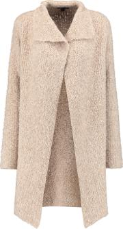 James Perse , Boucle Cardigan Beige