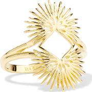Noir Jewelry , Gold Plated Ring 5