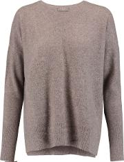 Npeal Cashmere , N.peal Cashmere Cashmere Sweater Mushroom
