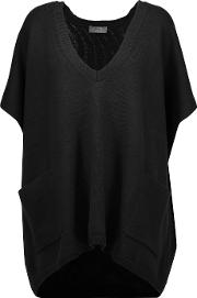 Npeal Cashmere , N.peal Cashmere Oversized Cashmere Sweater Black