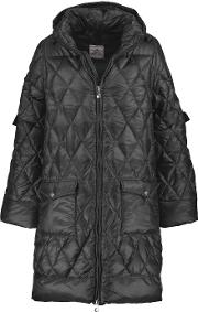 Pyrenex , Replic Quilted Shell Down Coat Black