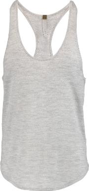 Soyer , Cashmere Tank Gray