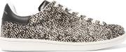 Etoile Isabel Marant , Bart Printed Calf Hair Sneakers Anthracite