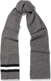 Madeleine Thompson , Alex Cashmere Scarf Anthracite