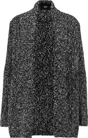 Line , Sheldon Knitted Cardigan Charcoal