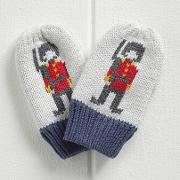 The White Company , Boys' London Mittens