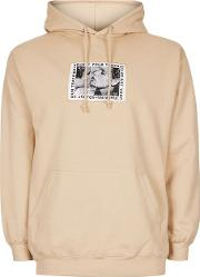 Art Disco , Mens Sand  Stone Adjust Your Tracking Hoodie