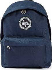 Hype , Mens Grey  Navy Backpack