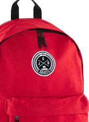 Jog On , Mens  Red Backpack