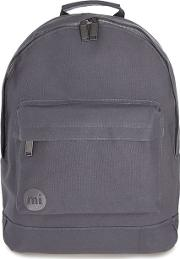 Mi Pac , Mens Grey  Canvas Backpack