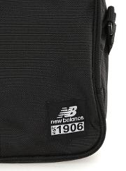 New Balance , Mens  Black Cross Body Bag