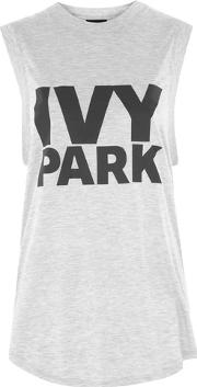 Ivy Park , Womens Drop Armhole Tank By