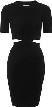 Glamorous , Womens Cut Out Bodycon Dress By