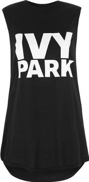 Ivy Park , Womens Drop Armhole Tank Top By