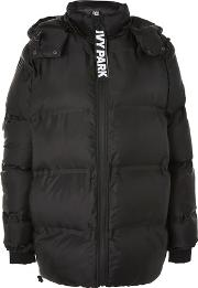 Ivy Park , Womens Oversized Bonded Puffer By
