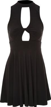 Love , Womens Twist Front Dress By