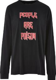 The Ragged Priest , Womens Poison Oversized T Shirt By