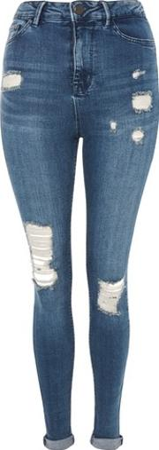 Waven , Womens High Rise Skinny Jeans By