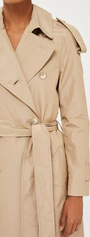 Topshop , Womens Classic Trench Coat By Boutique
