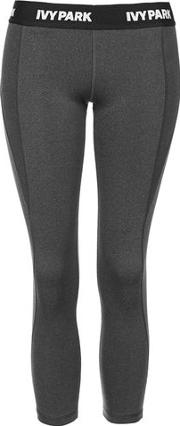 Ivy Park , Womens I Low Rise Waistband 78 Leggings By