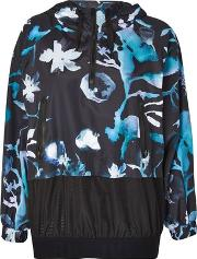 Ivy Park , Womens Ink Cloud Hooded Jacket By