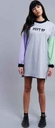 The Ragged Priest , Womens Pent Up T Shirt Dress By