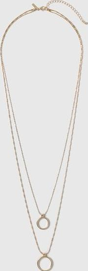 Topshop , Womens Circle Necklace
