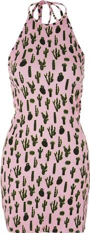 Illustrated People , Womens Cactus Dress By