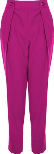 Topshop , Womens Eyelet Front Peg Trousers