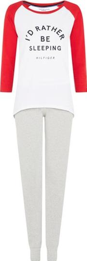 Tommy Hilfiger , Womens Cotton Iconic Top By