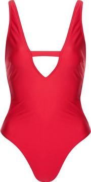 Wolf & Whistle , Womens Fuller Bust Swimsuit By