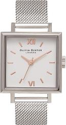Womens Big Square Dial Watch By