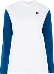 Russell Athletic , Womens Long Sleeve Jersey T Shirt By