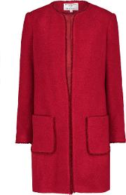 Alice Jacket In Red