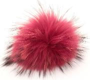 Big Fur  In Hot Pink
