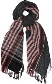 Lily Scarf In Burgundy