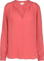Velvet , Costella Blouse In Pink