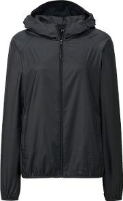 Uniqlo , Women Light Pocketable Parka Black Xxl
