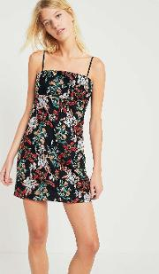 Pins & Needles , Audrey Floral Embroidery Slip Dress