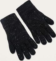 Urban Outfitters , Super Soft Nep Knit Gloves
