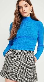 Cooperative By Urban Outfitters , Urban Outfitters Ribbed Funnel Neck Jumper