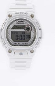 Casio , Baby G Blx 100 7er White Watch