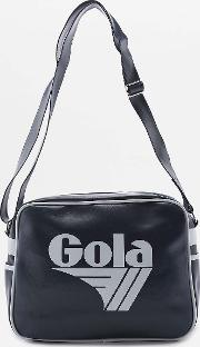 Gola , Redford White, Navy And Red Messenger Bag
