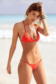 Out From Under , Slinky Bikini Bottom, Red