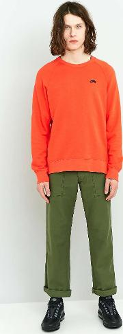 Shore Leave By Urban Outfitters , Shore Leave Olive Fatigue Trousers, Olive