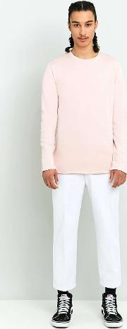 Shore Leave By Urban Outfitters , Shore Leave Rory Optic White Skate Trousers, White