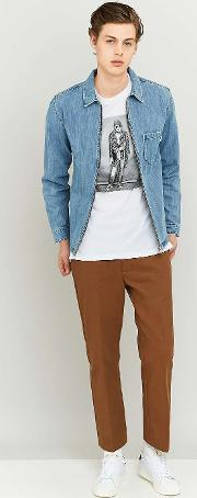 Shore Leave By Urban Outfitters , Shore Leave Rory Sand Skate Trousers, Tan